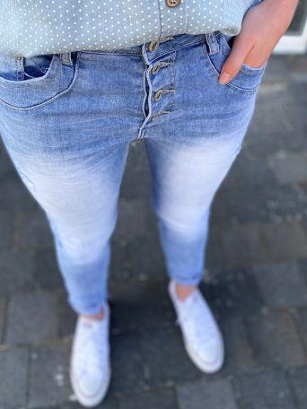 Lou | Jeans Lichtblauw