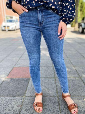Sofie | Skinny Jeans Blauw PRE-ORDER 27-09