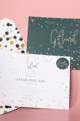 Giftcard € 75,-